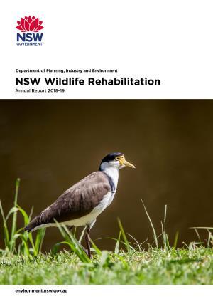 Link to Wildlife Rehabilitation Annual Report